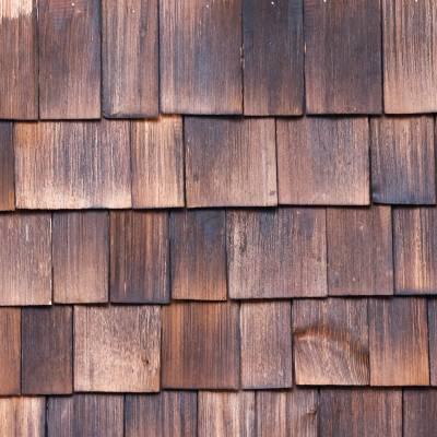 Шиндель — деревянная черепица
