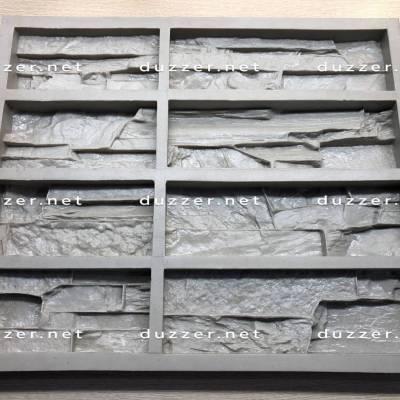 Сoncrete stone mold «Rock slate»