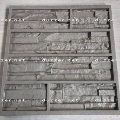 Сoncrete stone mold «Riphean shale»