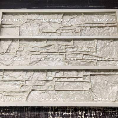 Сoncrete stone mold «Appalachian shale»