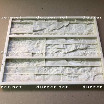 Сoncrete stone mold «Carpathian shale»