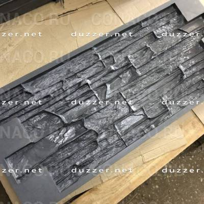 Сoncrete stone mold «Tanwald panel»