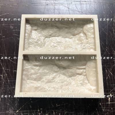 Сoncrete stone mold «Acco small»
