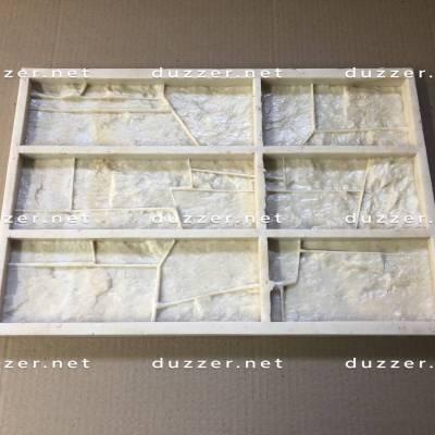 Сoncrete stone mold «Dolomite» Composite angle