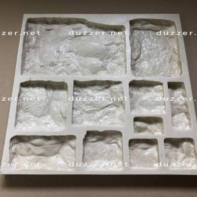 Сoncrete stone mold «Cliff»