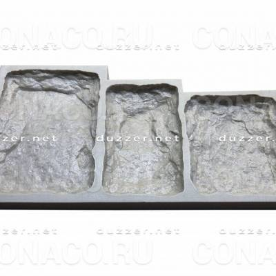 Сoncrete stone mold «Booth»