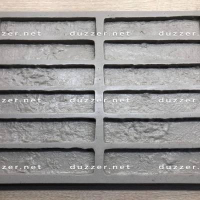 Rubber brick mold «Stalingrad Brick»