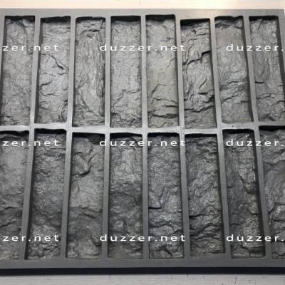 Rubber brick mold «Megalith»