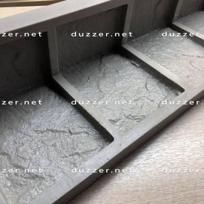Сoncrete stone mold «Shinon» Corner molded