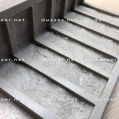 Rubber brick mold «Vienna clinker» corner cast