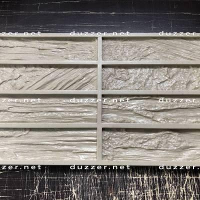 Rubber brick mold «Vertical brick»