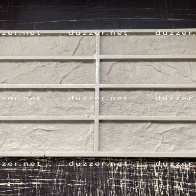 Rubber brick mold «Brick сlassic»