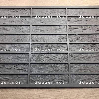 Rubber brick mold «Classic brick»