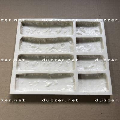 Rubber brick mold «Venice Bricks» Composite angle