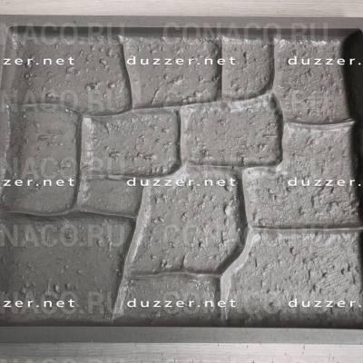 Paving slabs mold «Brick paving»