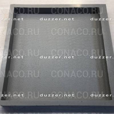 Paving slabs mold «​Frontal clinker stage»​