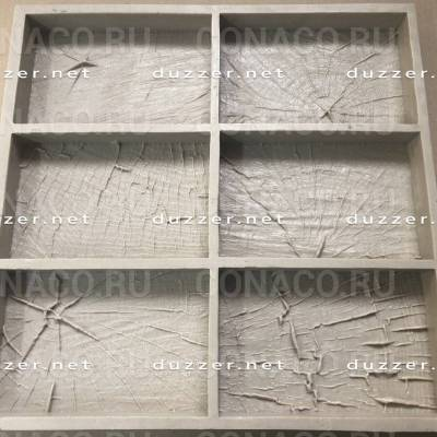 Paving slabs mold «Gorky Park 3 cm»
