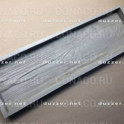 Paving slabs mold «Board 70 cm»​