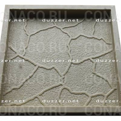 Paving slabs mold «​Corobor beetle»​