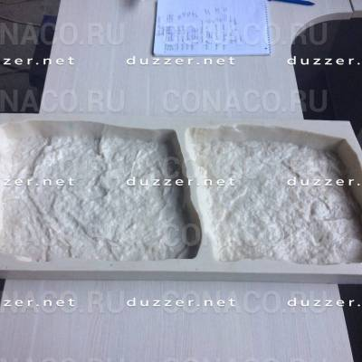Paving slabs mold «Sandstone»