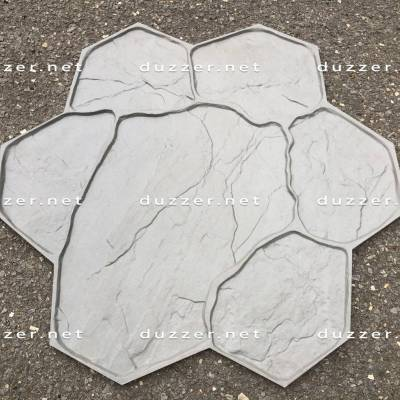 Concrete stamp «Crushed stone»