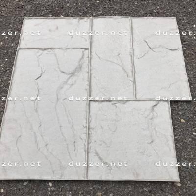 Concrete stamp «Embossed stone»