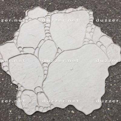 Concrete stamp «Garden stone»